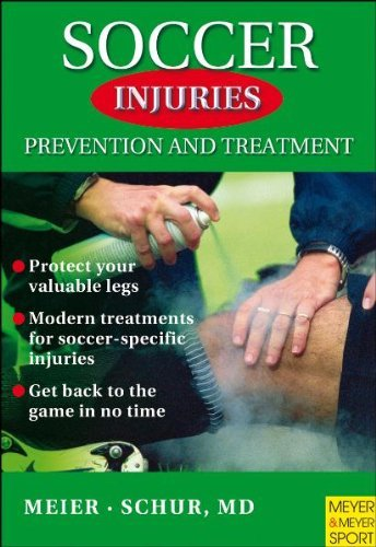 Portada del libro Soccer Injuries: Prevention and Treatment by Ralf Meier (2008-03-01)