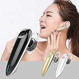 aosang Bluetooth casque bluetooth 4.1Casque Version Kit mains libres avec micro, suppression du bruit Noir