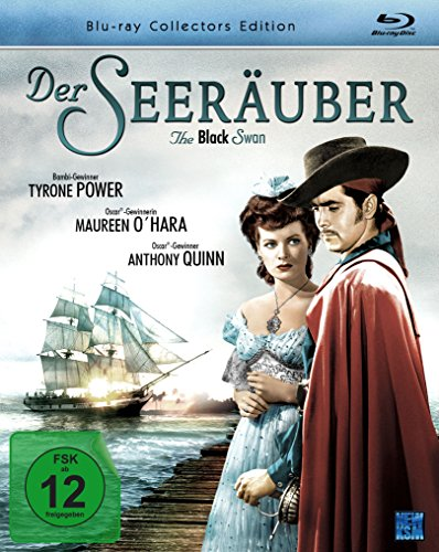 Tyrone Filme Power (Der Seeräuber - The Black Swan [Blu-ray] [Collector's Edition])