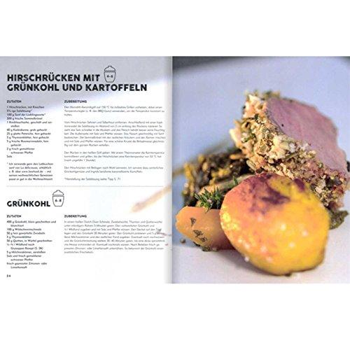 51m6vVZ0feL - Grillbuch KERAMISCH GRILLEN in Perfektion Heel Verlag Keramikgrill Grill Kochbuch