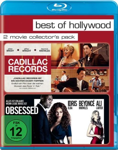 Cadillac Records/Obsessed - Best of Hollywood/2 Movie Collector's Pack [Blu-ray]