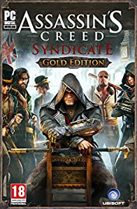Assassin's Creed: Syndicate - Gold Edition [PC Code
