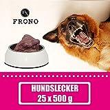 Frostfutter Nordloh Barf-Paket Hundslecker 25 x 500 g, abwechselungsreiches Barffleisch für Hunde