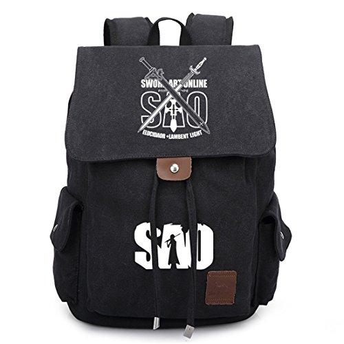 yoyoshome japonés Anime Cosplay mochila Bookbag Escuela Bolsa Mochila Bolso de escuela