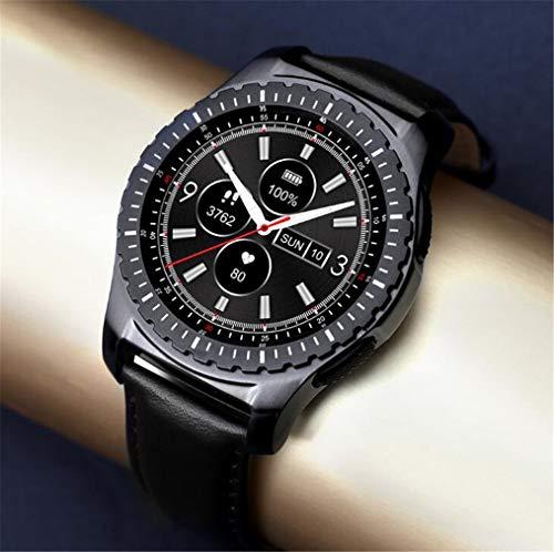 STEAM PANDA Smart Watch Uhren Uhren mit Herzfrequenzmesser Unterstützung SIM-Karte + TF-Karte Pedometer Bluetooth 4.0 128 MB + 64 MB 1,3 Zoll 340 mAh
