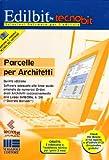 Parcelle per architetti. Software