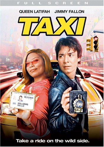 Taxi (Full Screen Edition) by Queen Latifah (Dvd Latifah Queen)