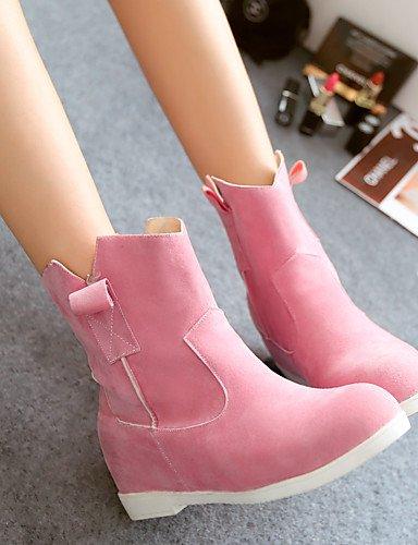 ShangYi Mode Frauen Schuhe Damenschuhe Stiefel Mode Plattform / Outdoor /  Büro & Karriere / Casual ...