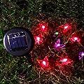 10 Solar-outdoor-lichterkette Lichterkette-weihnachten String Licht Fr Dekoration von OOFAY String lights