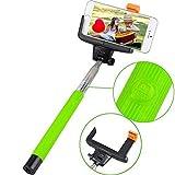 Kamera Selfie Stick Tragbar Bluetooth Kontrolle Ausziehbar...