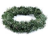 Künstlicher Adventskranz Kranz Rohling Ø32 cm grün *NEU*OVP*