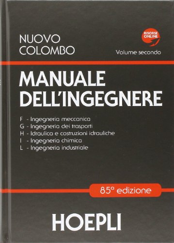 Zoom IMG-3 nuovo colombo manuale dell ingegnere