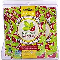 Nature's Wild Berry - Cambia El Sabor con Wildberry | 3 paquetes | 6 porciones | ~ 20 Minutos Cada Uno | El mejor precio para probarla más de una vez