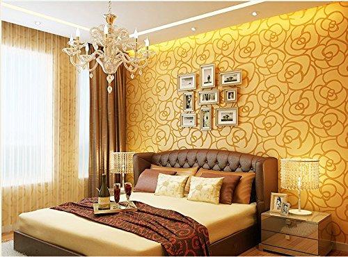 hanmero-3d-romantico-moderno-diseno-flores-rayas-papel-pintado-pared-vinilo-papel-de-pared-color-dor