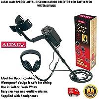 Altai impermeabile discriminazione metal detector per sale/Fresh Water Diving - Utensili elettrici da giardino - Confronta prezzi