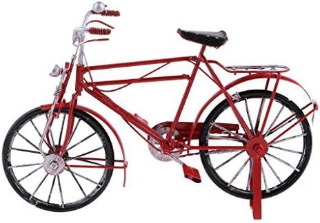 D DOLITY Figurine de Bicyclette Rétro en Maison Alliage Modèle Miniature de 1/10 Maison en de Poupée Décoration pour Chambre Salon Maison B07DJ9SQ6C b7bbc7