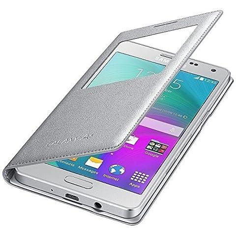 Etui Samsung J 5 - Samsung BT-EFCA500BS Etui S-view pour Samsung Galaxy