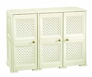 hochwertige kommode f r innen au enbereiche. Black Bedroom Furniture Sets. Home Design Ideas