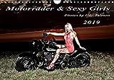 Motorräder und Sexy Girls 2019 (Wandkalender 2019 DIN A4 quer): Stilvoll gestaltete Bilder mit schweren Maschinen und heiße Girls (Monatskalender, 14 Seiten ) (CALVENDO Menschen)