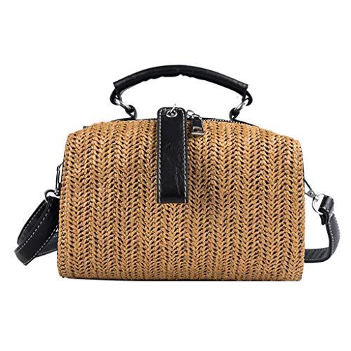 Kate Spade-strand-tasche (OIKAY Mode Damen Tasche Handtasche Schultertasche Umhängetasche Mode Neue Handtasche Frauen Umhängetasche Schultertasche Strand Elegant Tasche Mädchen 0605@046)