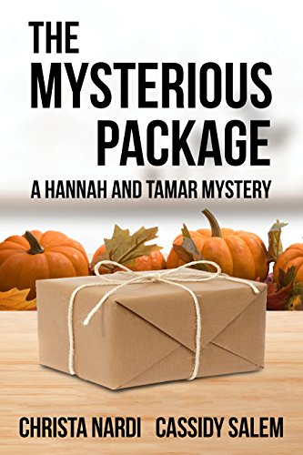 The Mysterious Package (Hannah and Tamar Book 1) by Christa Nardi, Cassidy Salem