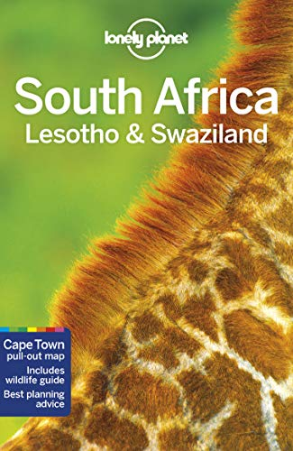 South Africa, Lesotho & Swaziland (Lonely Planet Travel Guide) (Botswana Safari-guide)