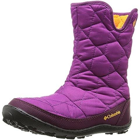 Columbia Youth Minx Slip Omni-Heat Waterproof, Stivali da