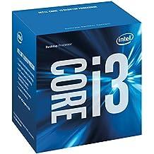 Intel BX80662I36100 - Procesador Intel Core i3-6100 (Dual-core, LGA1151)
