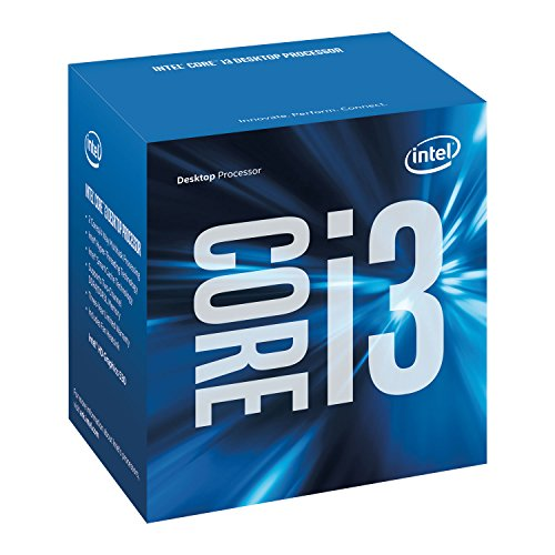 Intel® Core i3-6100 Processor (3M Cache, 3.70 GHz)