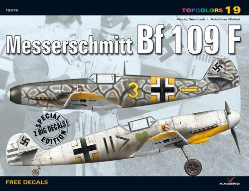 Messerschmitt Bf 109 F (Top Colours)