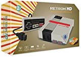 RetroN 1 HD Konsole in grau - 8-Bit-Gaming sah noch nie so gut aus!  Lass alte Erinnerungen wieder aufleben und bestehe neue Abenteuer mit dem neuen kleinen Bruder des NES - der RetroN 1 HD Konsole. Mit dieser neuen mini NES Holst Du Dir die 80er ins...