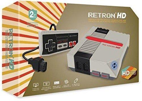 RetroN 1 HD Konsole für NES, grau