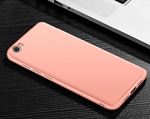 Preisvergleich Produktbild König-Shop TPU Silikon Case Stecker Staubschutz für Handy Huawei P10 Lite Cover Bumper Schutz Hülle Rosa