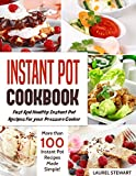 Best Pressure Cooker Recipes - Instant Pot Cookbook : Fast And Healthy Instant Review