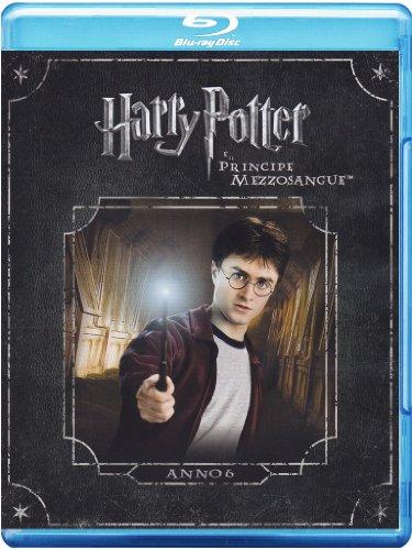 Harry Potter e il principe mezzosangue(+Ebook) [Blu-ray] [IT Import]