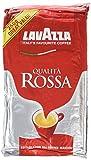 Lavazza Caffe Qualita Rossa Coffee 250 g (Pack of 6)