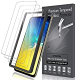 LK [3 Pack Pellicola Protettiva per Samsung Galaxy S10e, [Installazione Semplice Cornice allineamento] Protezione Schermo Vetro Temperato Screen Protector [Garanzia di Sostituzione a Vita]