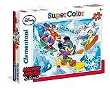 Clementoni - 26924.2 - Puzzle - Mickey - Sport - 60 Pièces