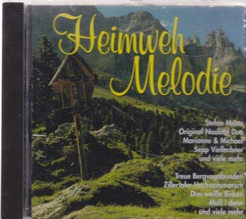 Heimwehmelodie [Audio CD] by Stefan Mross; Marianne Michael; Karl Moik; Lolita
