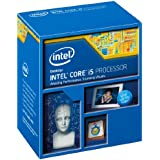 Intel Core i5-4460 - Procesador (Socket H3, 3.2 GHz, 6 MB)