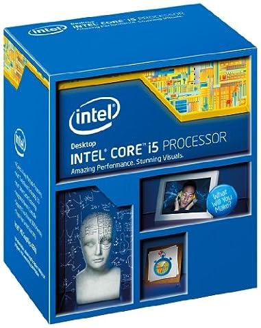 Intel BX80646I54460 Core i5-4460 Prozessor(6MB Cache, bis zu 3.20 GHz)