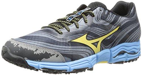 Mizuno Wave Kazan Mujer US 6 Azul Zapato para Correr UK 3.5 EU 36