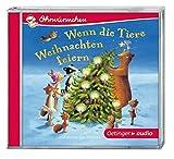 Wenn die Tiere Weihnachten feiern (CD): OHRW?RMCHEN, Ungek?rzte Lesung