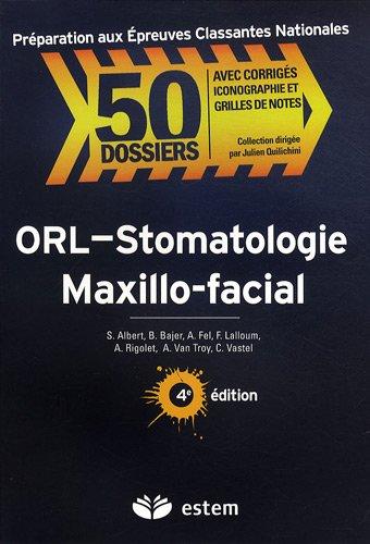 ORL-Stomatologie-Maxillo-facial