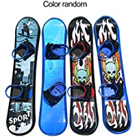 Kitechildhood Freestyle - Tabla de Snowboard (plástico, 95 x 120 cm)