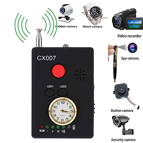 Hangang Multifunctional Anti-Spy Full-Range RF Wireless