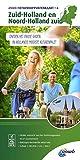 Knotenpunktkarte 06 Zuid-Holland en Nord-Holland zuid 1:100 000 (ANWB fietskaart (6))