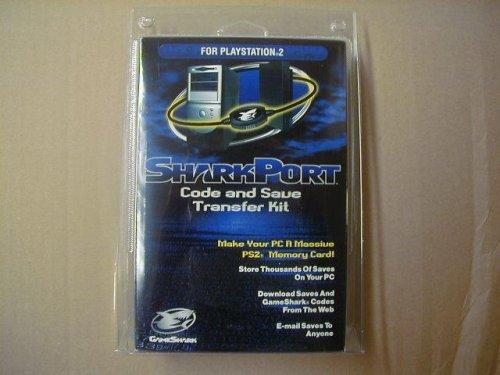 InterAct SharkPort für PS2-Code und Speichern Transfer Kit