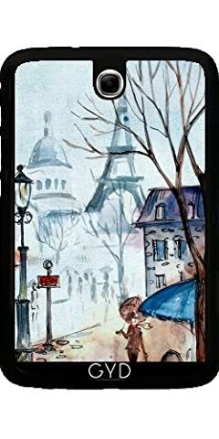 Coque pour Samsung Galaxy Note 8 N5100 - Paris France Eiffel Tour by UtArt