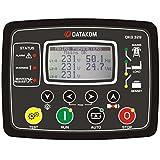 DATAKOM DKG-329-2G pannello di controllo interruttore di trasferimento doppio generatore / rete automatico (ATS) con controllo sincronizzazione